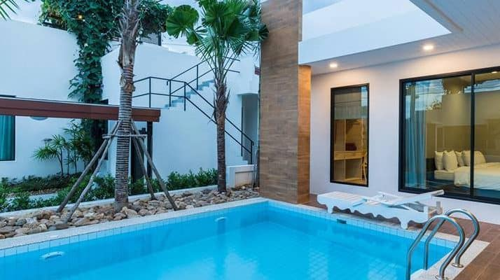 Villa 2 Bed Rooms