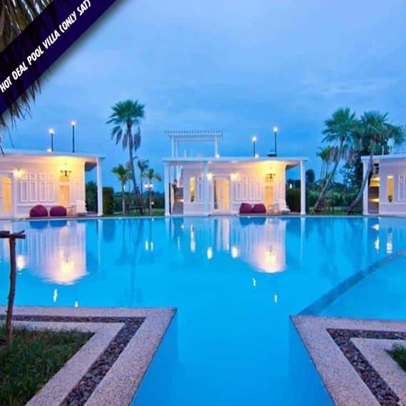 Hot Deal Pool Villa (Only Sat)